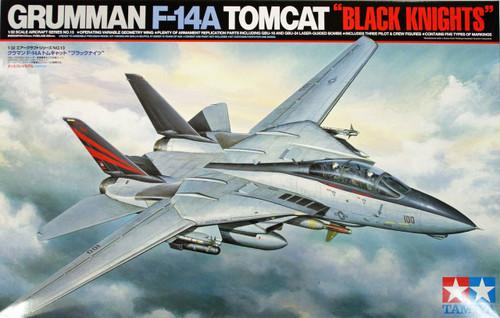 Tamiya 60313 Grumman F-14 A TOMCAT Black Knights 1/32 scale kit