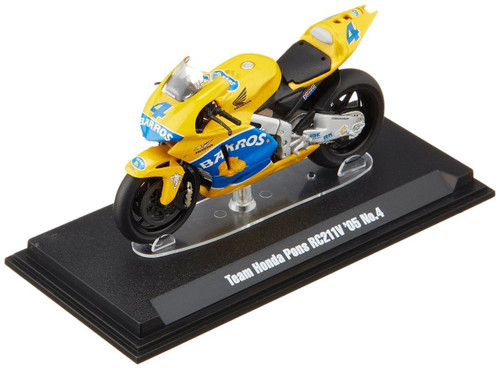 Tamiya 26804 Team Honda Pons RC211V No.4 1/24 Finished Model