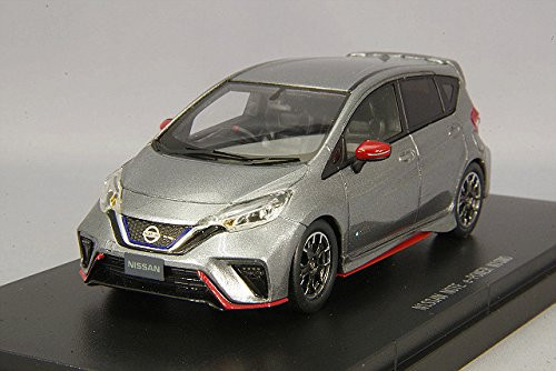 Ebbro 45441 NISSAN NOTE e-POWER NISMO Dark Metal Gray 1/43 scale