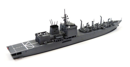 Aoshima Waterline 51849 JMSDF Replenishment Oiler Mashu SP 1/700 scale kit