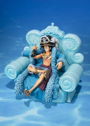 Bandai 177531 Figuarts ZERO Monkey D. Luffy One Piece 20th Anniversary Figure