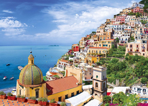 Epoch Jigsaw Puzzle 54-012 Amalfi Coast Italy (2000 S-Pieces)