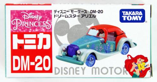 Takara Tomy Tomica Disney Motors DM-20 Dream Star Ariel (4904810894339)