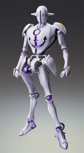 Medicos Jojo's Bizarre Adventure Part 8 Jojolion Soft & Wet Figure 4580122818548