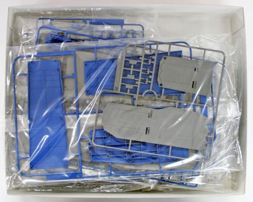 Bandai 894915 Yamato 2199 Guipellon Class SCHDERG 1/1000 Scale Kit