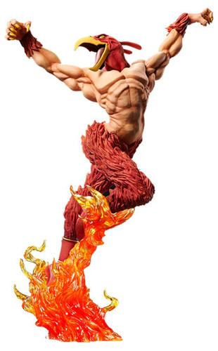 Di molto bene 630786 Jojo's Bizarre Adventure Part 3 Magician's Red Figure