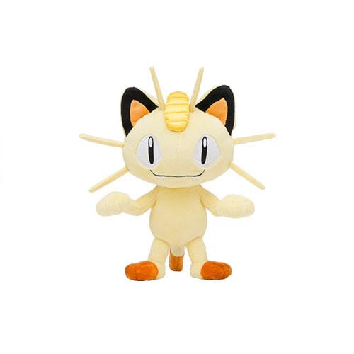 Pokemon Center Original Plush Doll Meowth (Nyarth) 624-
