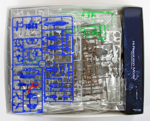 Bandai Gundam W Endless Waltz Hi-Resolution Model WING GUNDAM ZERO EW 1/100 scale kit 167464