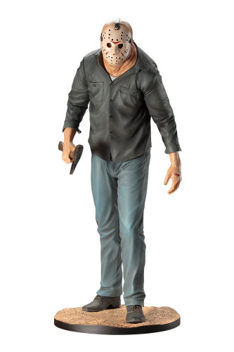 Kotobukiya SV190 ARTFX Friday the 13th Part 3 Jason Voorhees 1/6 Scale Figure