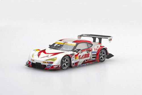 Ebbro 45301 SUPER GT300 2015 MACH SYAKEN with iracon 86c-west No.5 1/43 scale