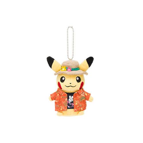 Pokemon Center Original Mascot Alola Festival Pikachu 715-