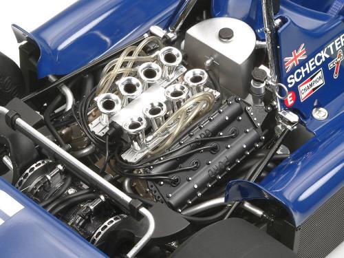 Tamiya 12036 Honda Tyrrell P34 Six Wheeler w/Photo Etched Parts 1/12