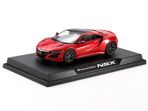 Tamiya 21157 NSX (Red) Masterwork Collection 1/24 Scale Finished Model