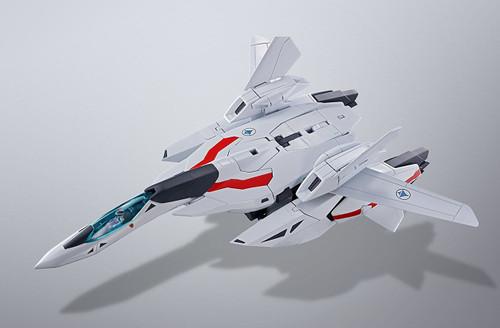 Bandai 177425 HI-Metal R Fortress Macross VF-2SS Valkyrie II +SAP (Silvie Gena) Diecast Figure