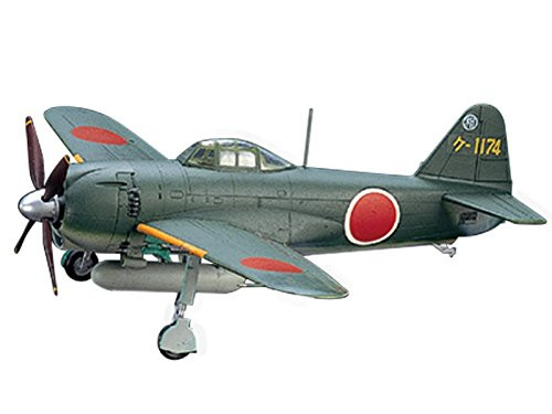 Aoshima 51900 Kawanishi Shiden Otsu Type 11 Ver. 2 1/72 scale kit