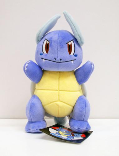 Pokemon Center Original Plush Doll Wartortle  (Kameil) 722-222837