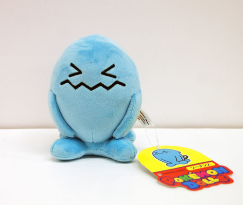 Pokemon Center Original Plush Doll Pokemon Dolls Wobbuffet (Sonans) 722-223667