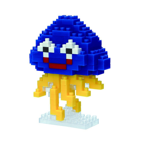 Kawada Dragon Quest nanoblock Healslime (Hoimi Slime) 228473