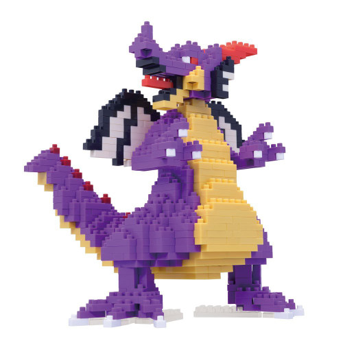 Kawada Dragon Quest nanoblock Dragonlord (Ryuoh) 230148