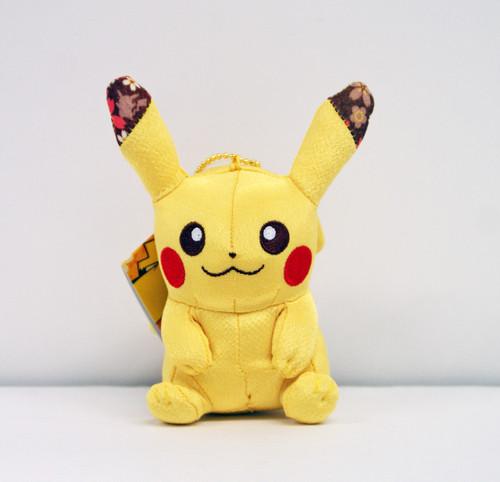 Pokemon Center Original Chirimen Pikachu Mascot 729-221779