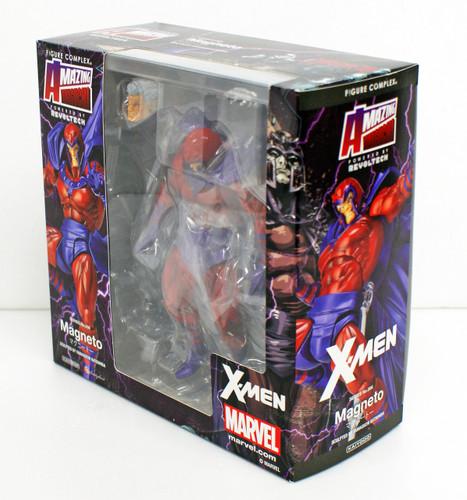 Kaiyodo Amazing Yamaguchi 006 X-Men Magneto Action Figure