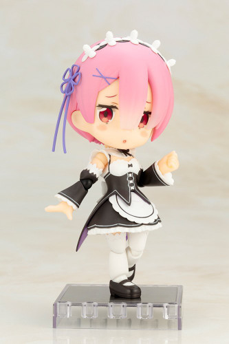 Kotobukiya AD059 Cu-poche Ram (Re: Zero Kara Hajimeru Isekai Seikatsu)