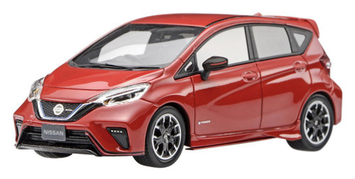 Ebbro 45442 NISSAN NOTE e-POWER NISMO Garnet Red 1/43 scale