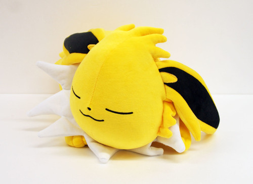 Pokemon Center Original Plush Doll Sleeping Jolteon (Thunders) 826-221052