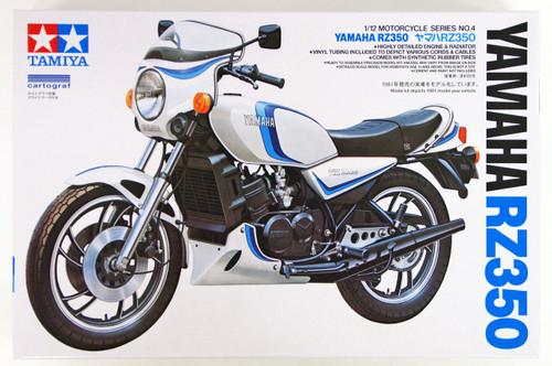 Tamiya 14004 Yamaha RZ350 1/12 scale kit