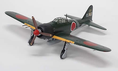 Doyusha 500880 Zero Fighter Type 52 No.1 203 Naval Aviation 1/72 Finished Model