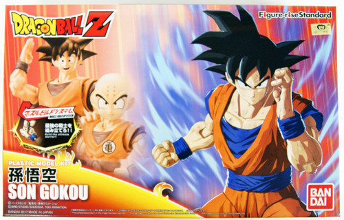 Bandai Figure-Rise Standard Dragon Ball SON GOKOU Plastic Model Kit 197621