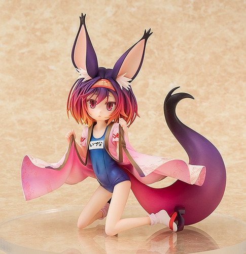 Aquamarine Hatsuse Izuna: Swimsuit style 1/7 Scale Figure (No Game No Life)