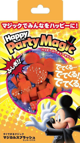 Tenyo Japan 116883 Disney Magical Splash Mickey Mouse (Magic Trick) NZA