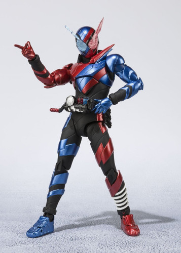 Bandai 198192 S.H. Figuarts Kamen Rider Build Rabbit Tank Form Figure