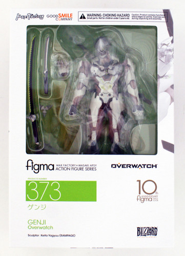 Good Smile figma 373 Genji (Overwatch)