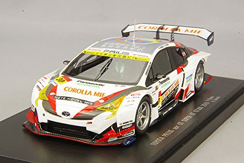 Ebbro 45410 TOYOTA PRIUS apr GT SUPER GT GT300 2016 No.30 1/43 scale