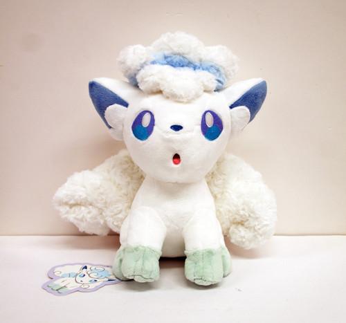 Pokemon Center Original Plush Doll Fluffy Alola Vulpix (Rokon) 1021-232584