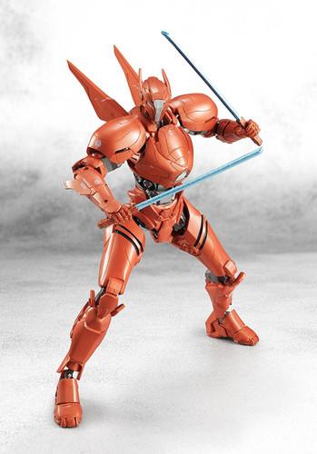 Bandai 208594 Robot Tamashii SIDE JAEGER Saber Athena Figure (Pacific Rim Uprising)