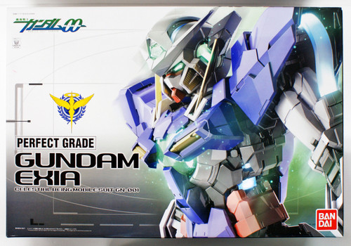 Bandai PG (Perfect Grade Gundam) 222491 Gundam Exia 1/60 Scale Kit