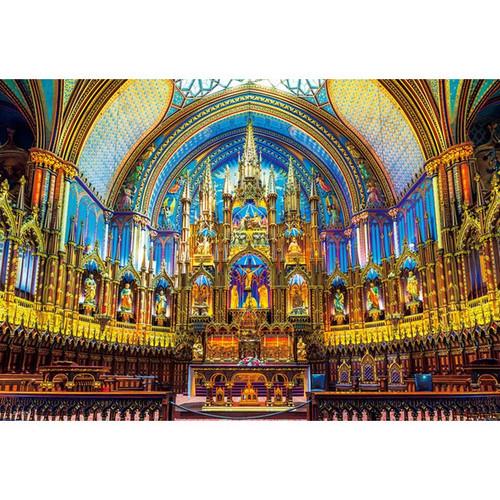 Beverly Jigsaw Puzzle M81-868 Cathedral Notre-Dame de Paris France (1000 S-Pieces)