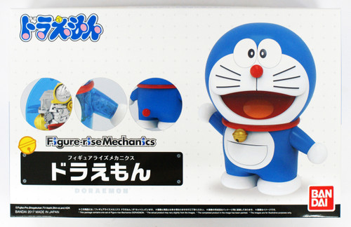 Bandai Figure-Rise Mechanics 197546 Doraemon Plastic Model Kit