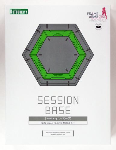 Kotobukiya Frame Arms Girl FG036 Session Base Plastic Model Kit