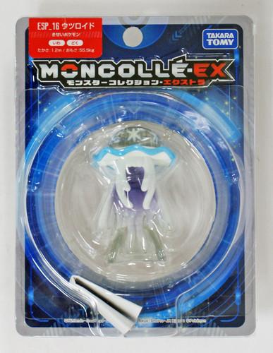 Takara Tomy Pokemon Moncolle EX ESP_16 Nihilego (Utsuroido) 976097