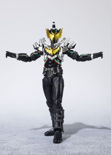 Bandai 198208 S.H. Figuarts Kamen Rider Build Night Rogue Figure
