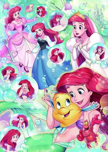 Tenyo Japan Jigsaw Puzzle D-500-478 Disney The Little Mermaid Ariel (500 Pieces)