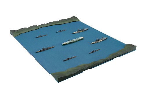 Fujimi Gunkan 07 401416 Operation Sho Ichigo / Kita Aviation Battleship Fleet Set 1/3000 scale kit