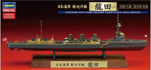 Hasegawa CH123 IJN Light Cruiser Tatsuta Full Hull Special 1/700 scale kit