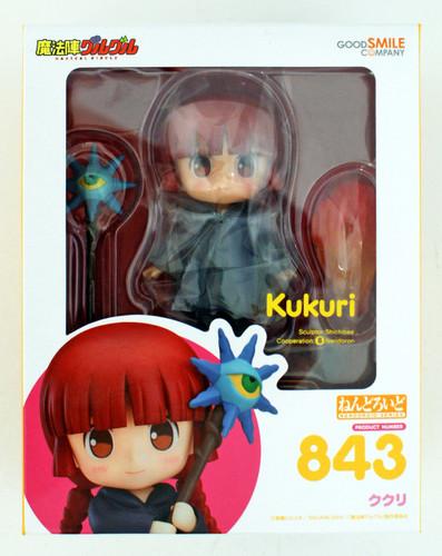 Good Smile Nendoroid 843 Kukuri (Magical Circle Guru Guru)