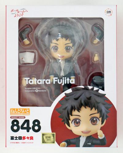Orange Rouge Nendoroid 848 Tatara Fujita (Welcome to the Ballroom)