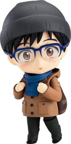 Orange Rouge Nendoroid 849 Yuri Katsuki: Casual Ver. (YURI!!! on ICE)